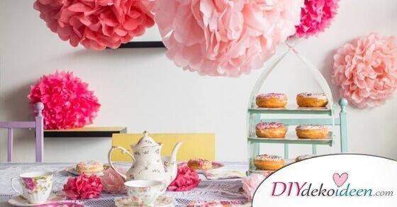 Hier findest du die weltbesten DIY Party Deko Bastelideen!
