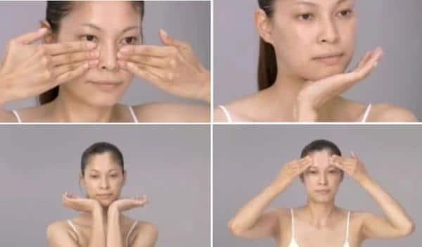Anti aging Gesichtsmassage - Beautytricks