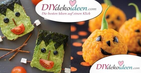 Leckere Rezepte für das Halloween Essen – die eure Gäste zum Spuken bringen