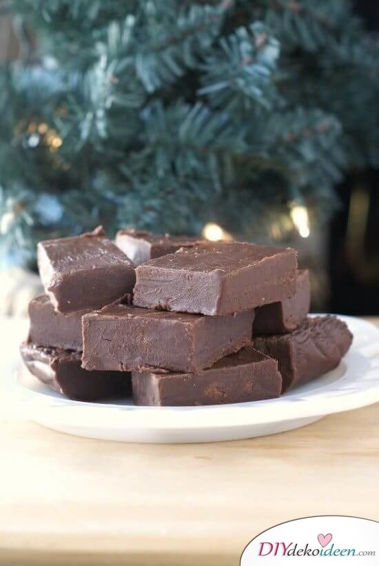 DIY Rezepte - Dessert mit Nutella, schneller Nutellakuchen