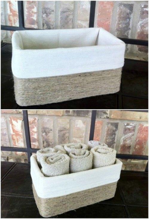 DIY Bastelideen aus Kartonschachteln