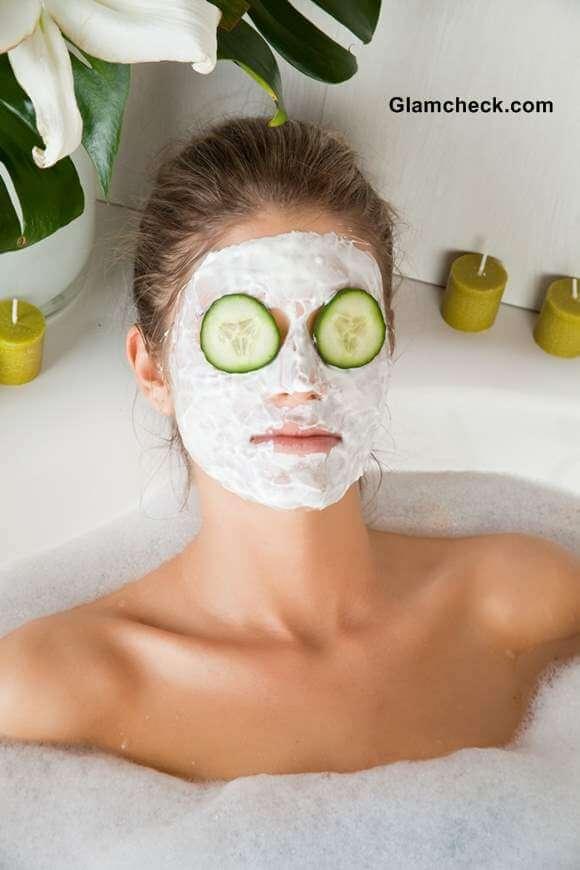 Hafer-Maske für schöne Haut selber vermischen