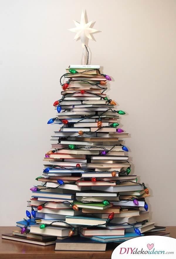 25 Ideenreiche Diy Weihnachtsbaum Bastelideen