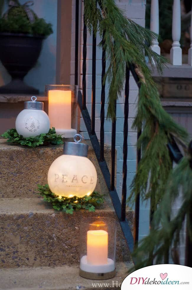 Es Werde Licht Funkelnde Weihnachtsdeko Ideen Mit Lichterketten