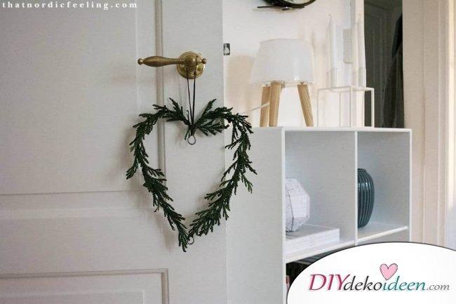 Nordische Weihnachtsdeko.Skandinavische Diy Weihnachtsdeko Und Bastelideen Zu Weihnachten