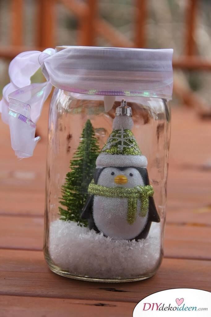 Geschenk im Glas-So nutzt du Weckgläser für DIY Weihnachtsgeschenkideen!