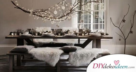 skandinavische diy weihnachtsdeko und bastelideen zu. Black Bedroom Furniture Sets. Home Design Ideas