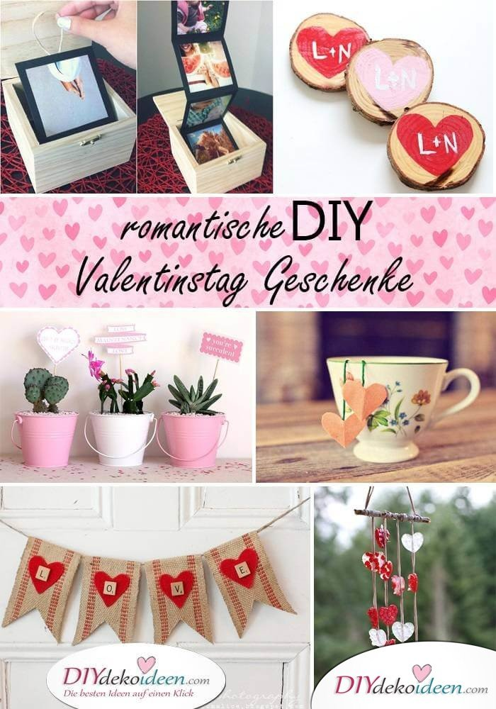 romantische diy valentinstag geschenke mit liebe gemacht. Black Bedroom Furniture Sets. Home Design Ideas