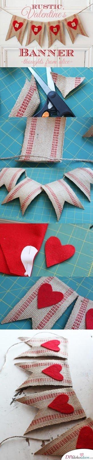 DIY Geschenk zum Valentinstag