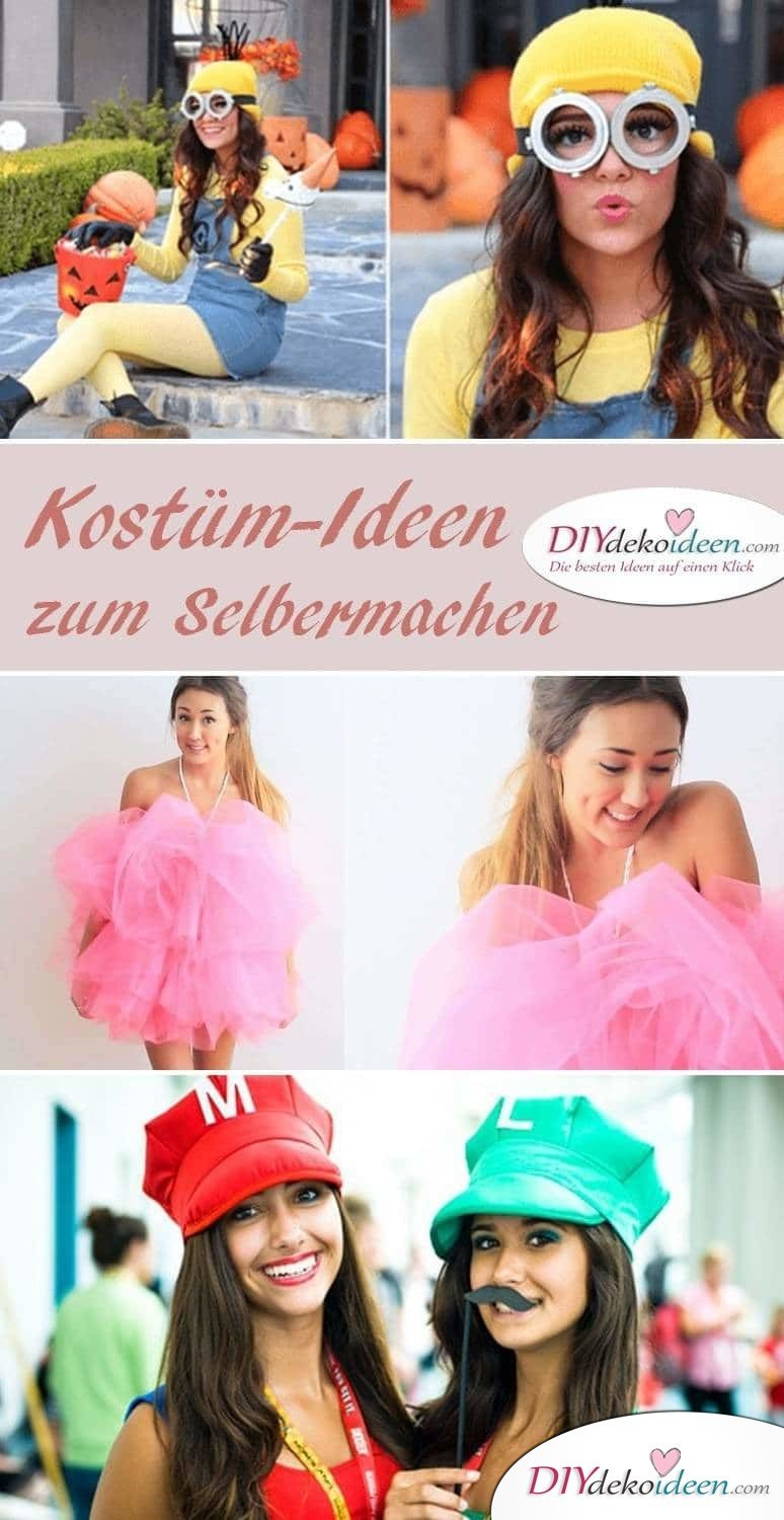 Ausgefallene Diy Ideen Kostume Fur Die Halloween Party