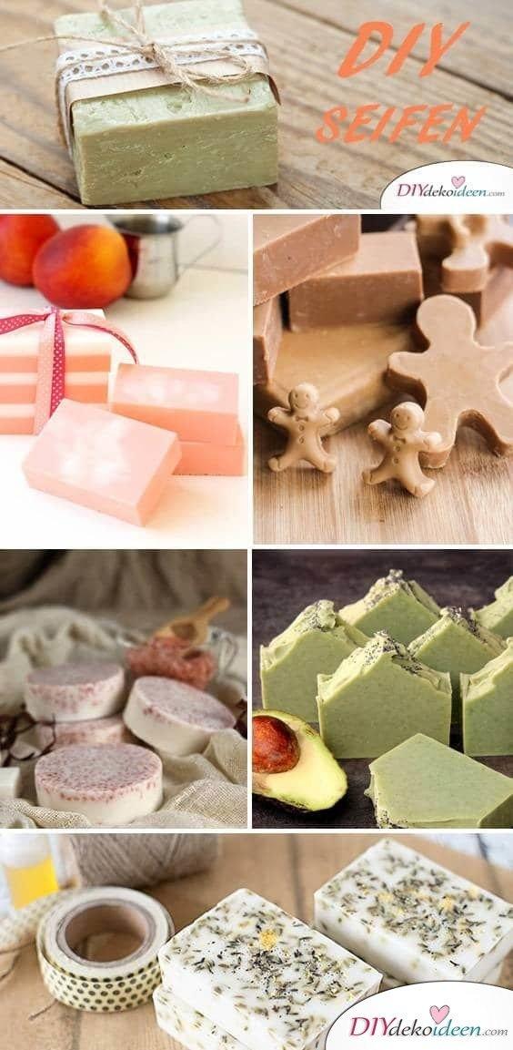 DIY Beautyprodukte - Seifen selber machen gegen Hautprobleme