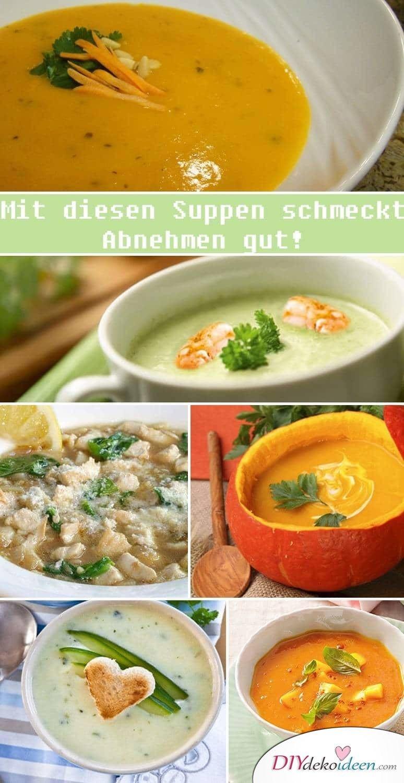 DIY einfache Suppen-Rezepte