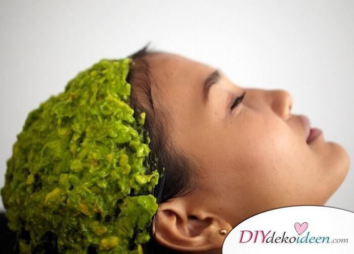 Avocado-Haarmaske selber machen