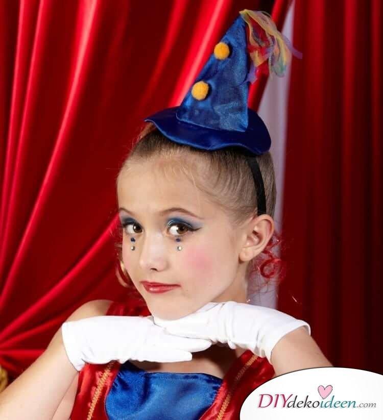 Harlekina - DIY Schminktipps - Ideen fürs Kinderschminken zum Karneval