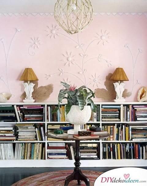DIY Frühjahrsdeko-Ideen - Muschel-Blumen