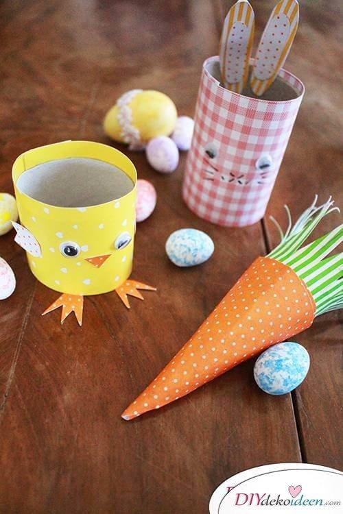 Süßes Bastelprojekt zu Ostern