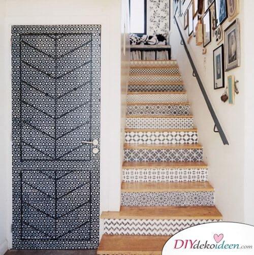 Fliesen-Deko Ideen: marokkanische Interieur Ideen, Einrichtungsideen mit marokkanischen Fliesen