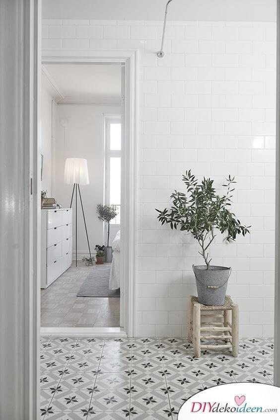 Fliesen-Deko Ideen: moderne Interieur Ideen, Einrichtungsideen mit marokkanischen Fliesen