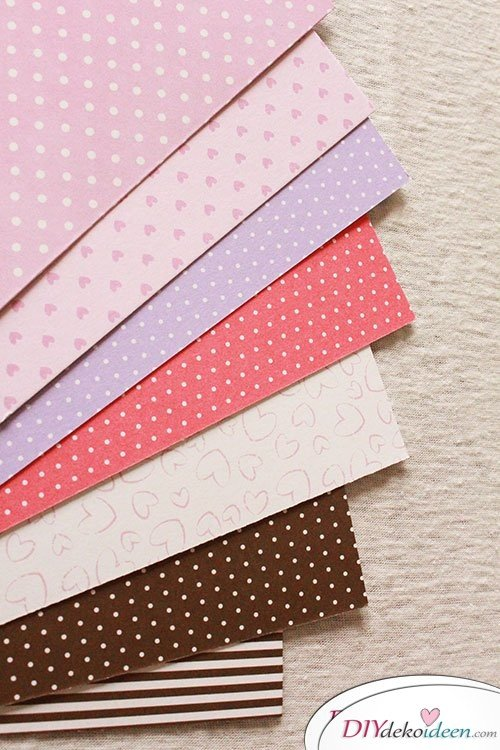 DIY Muffin Einladungskarten zum Kindergeburtstag basteln