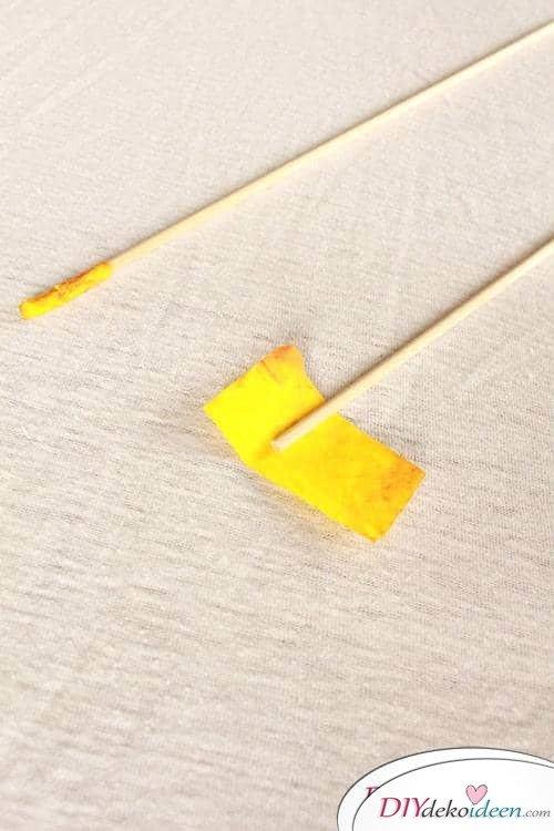 DIY Papierblumenstrauß - Tolles Geschenk für Mama