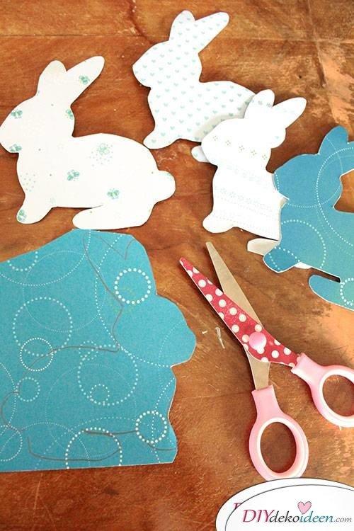 DIY Bastelprojekt für Ostern