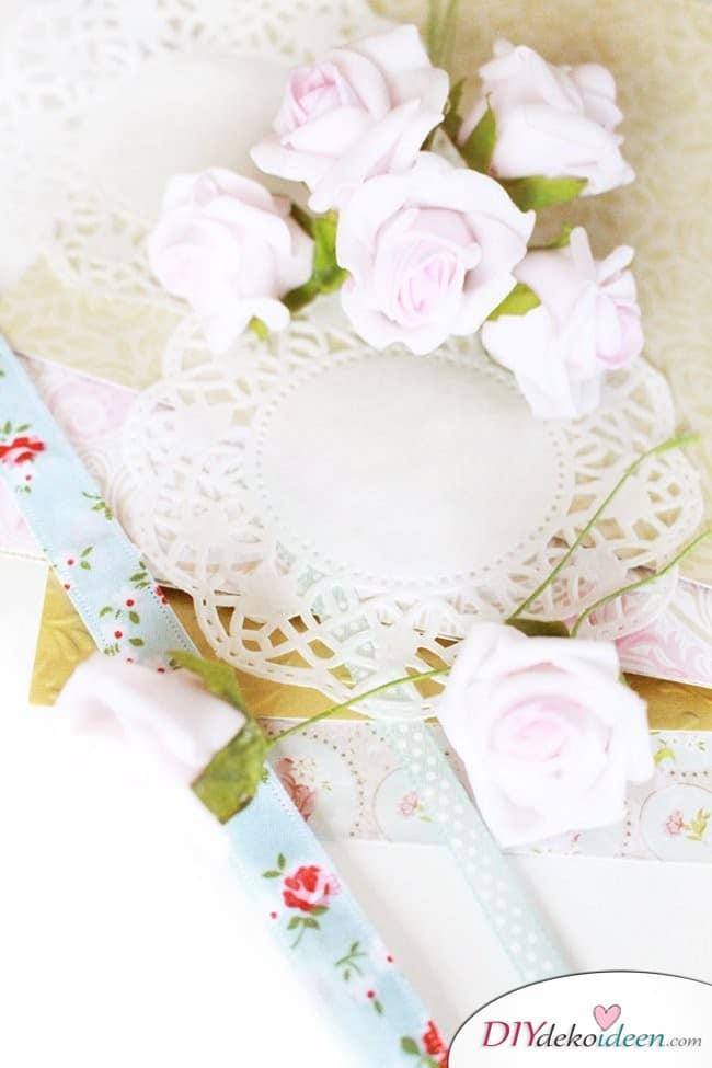 Süße DIY Muttertagskarten selber machen
