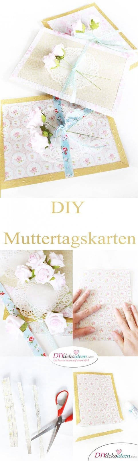 DIY Muttertagskarten