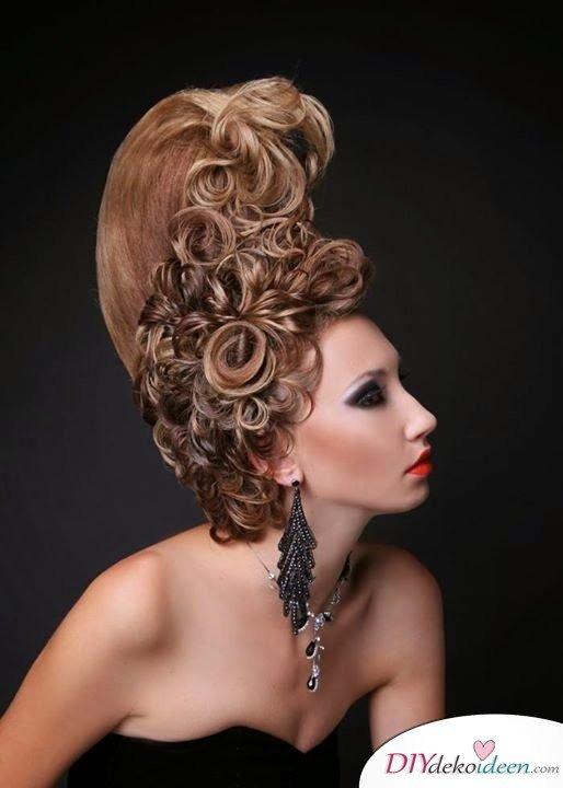 Haarverwandlungen - Haare stylen