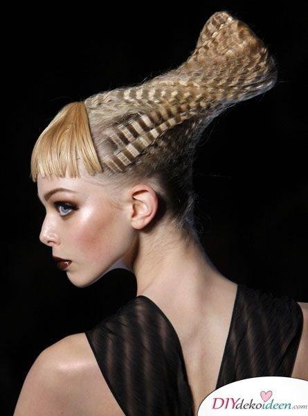 Haarverwandlungen - Haarstyling