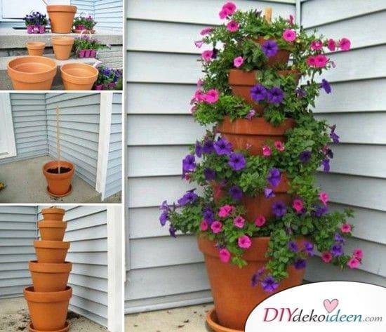DIY Garten Dekoideen   Gartengestaltung
