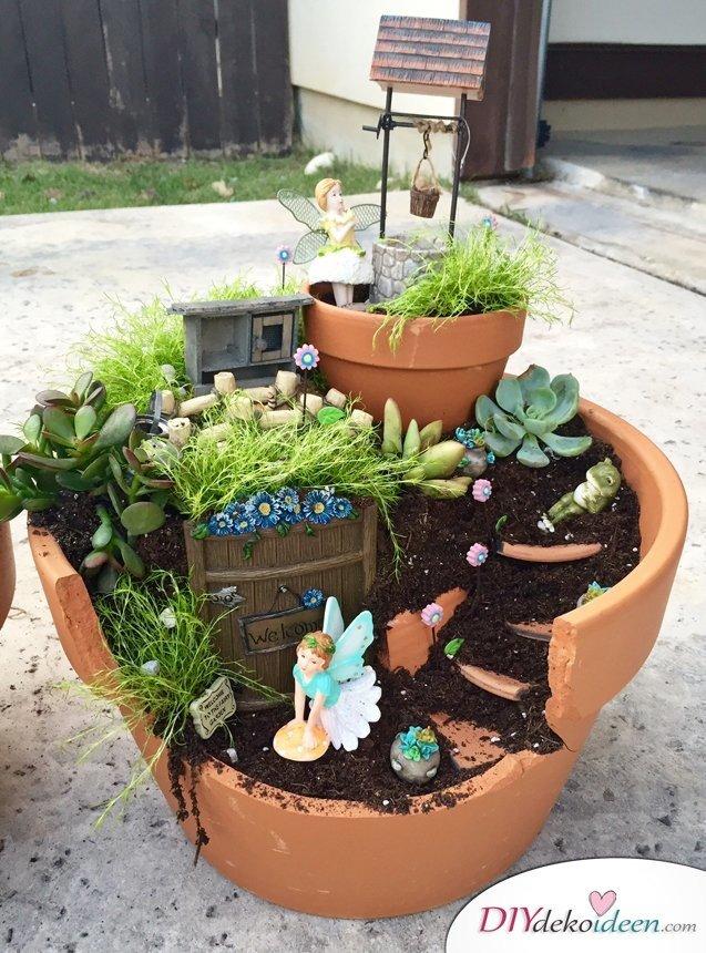 DIY Garten Dekoideen   Feengarten