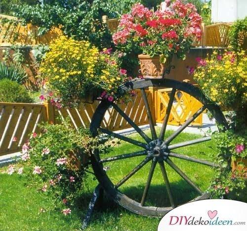 DIY Gartendeko selber machen – Gartengestaltung