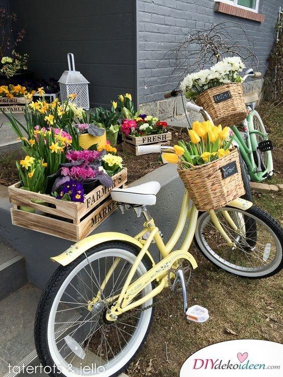 DIY Gartendeko selber machen – Dekoideen für den Frühling
