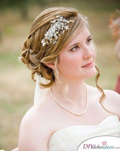 DIY Brautfrisuren für kurze Haare - Kurzhaarfrisuren