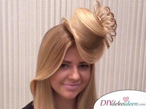 Haarverwandlungen – elegante Frisuren