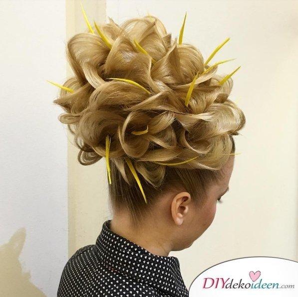 Haarverwandlungen – Haarblume