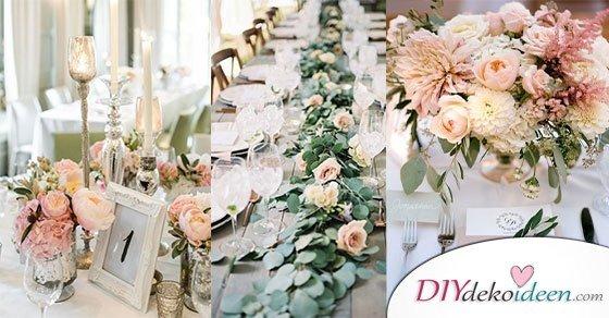 Hochzeitsdeko Diy Tischdeko Ideen Diydekoideen Diy Ideen Deko