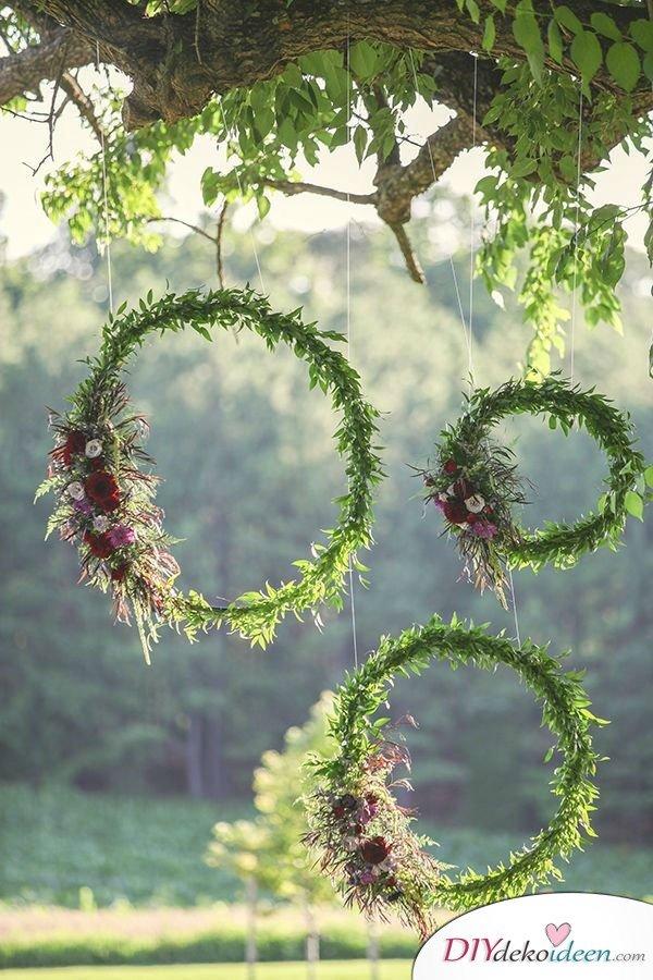 Garten Hochzeit - Hochzeit draußen