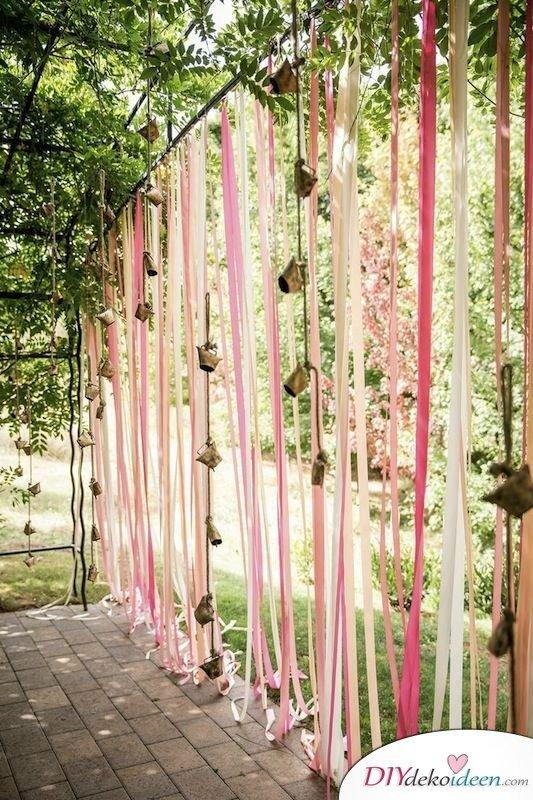 Garten Hochzeit - DIY Deko für Hochzeit