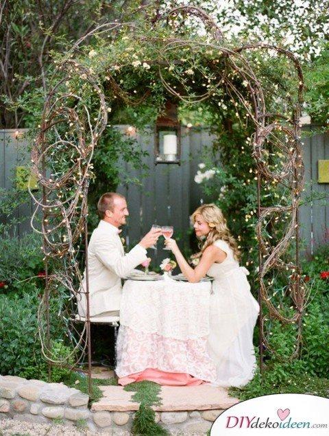 Garten Hochzeit - heiraten im Garten