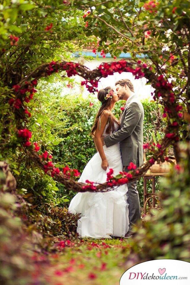Garten Hochzeit - Hochzeit dekorieren