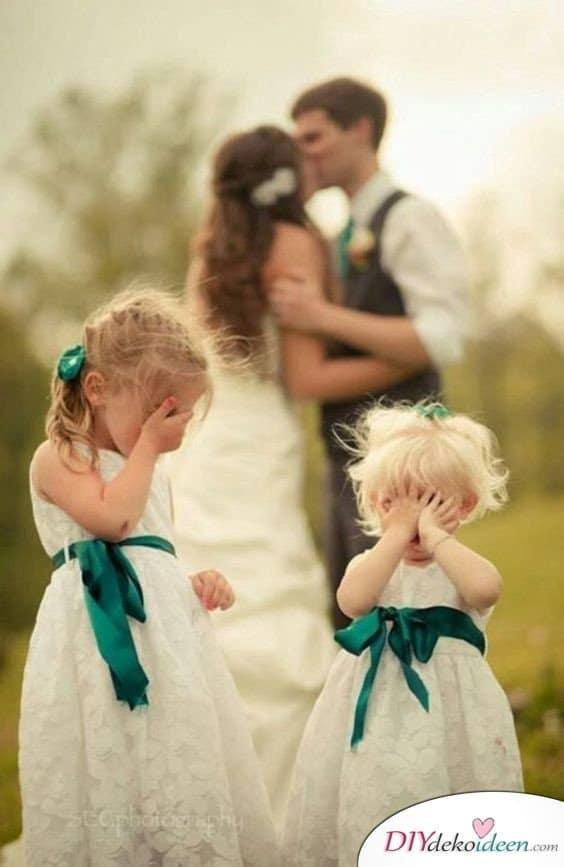 Witzige Hochzeitsfotos - Hochzeits Fotoshooting