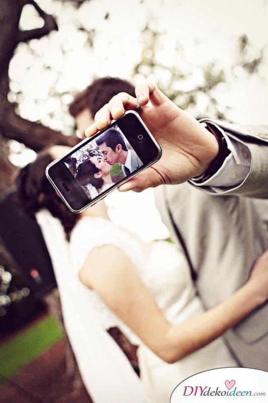Witzige Hochzeitsfotos - Fotoideen für die Hochzeit