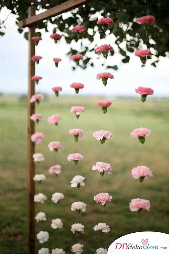DIY Hochzeitsfoto Hintergrund - Hochzeit Ideen