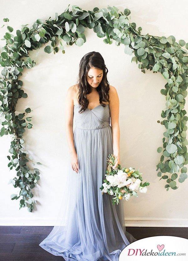 DIY Hochzeitsfoto Hintergrund basteln