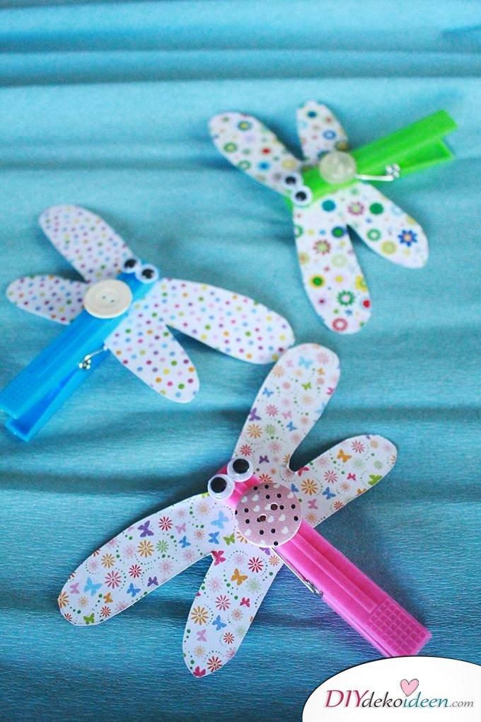 Basteln mit Kleinkindern – DIY Bastelideen für Kinder