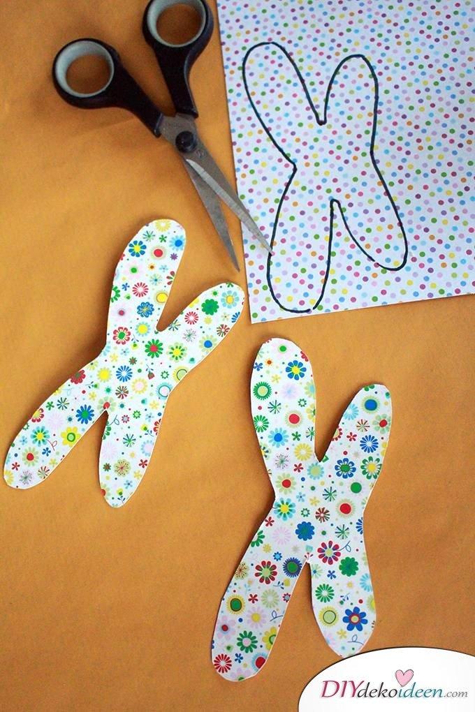 Basteln mit Kleinkindern – DIY Bastelideen für Kleinkinder