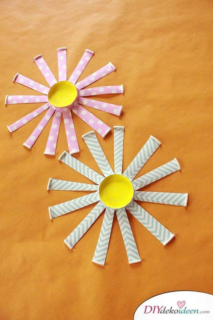 DIY Bastelideen - basteln mit Kleinkindern