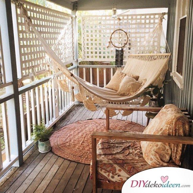 So Lässt Sich Dein Balkon Dekorieren Tolle Diy Dekoideen Für