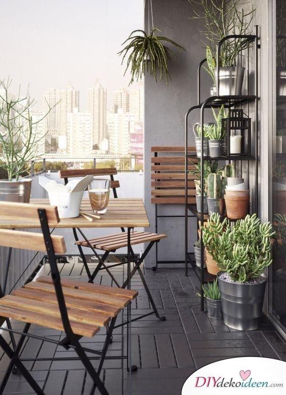 so l sst sich dein balkon dekorieren tolle diy dekoideen f r dein diydekoideen. Black Bedroom Furniture Sets. Home Design Ideas